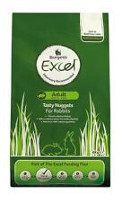 Rabbit Food Burgess Excel 4kg Rabbit Nuggets Adult Feed Complete Non Selective