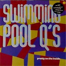 """SWIMMING POOL Q'S 'PRETTY ON THE INSIDE' DOUBLE PACK 7"""""""