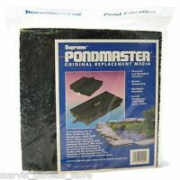 NEW PONDMASTER CARBON MEDIA REPLACEMENT POND FILTER PAD 12203