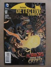 Detective Comics #52 DC Comics NEW 52 Batman LAST ISSUE 9.6 Near Mint+