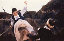 LI HUA LI ROY CHIAO THE FATE OF LEE KHAN 1973  VINTAGE PHOTO ORIGINAL #2 KUNG FU
