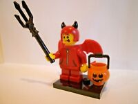 Lego Minifigure Series 16 No 4 -  Imp New in Opened Packet