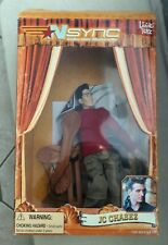 Nsync Jc Chasez Marionette Doll Puppet 2000 Living Toyz Collectible Used In Box