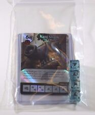 DC Dice Masters Green Arrow Flash * KING SHARK CUR Set RARE FOIL Uncommon 4 DICE