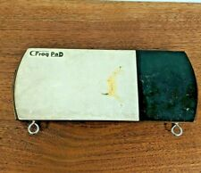 Drum Gym Brand Frog Pad - 2-Tone Practice Pad