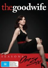 The Good Wife: Seasons 1-6 = NEW DVD R4