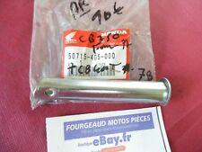 SUPPORT DE REPOSE PIED ARRIERE NEUF HONDA CB 750 FOUR 1977 /50715-405-000