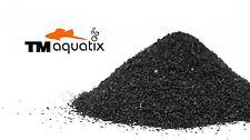 10 KG NATURAL BLACK AQUARIUM SUBSTRATE  ( SAND 1 - 1,6 mm ) IDEAL FOR PLANTS