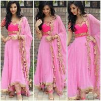 Indian Pakistani Suit Ethnic Bollywood Designer Dress Salwar Kameez
