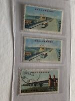 1969 China Stamp Lot HA14 Catalog 1002, #1003