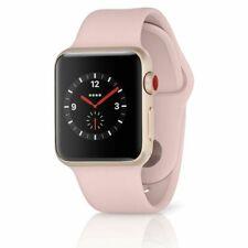 Apple Watch Series 3 38mm A1889 Alu Sport GPS + Cellular Smartwatch Gold Pink