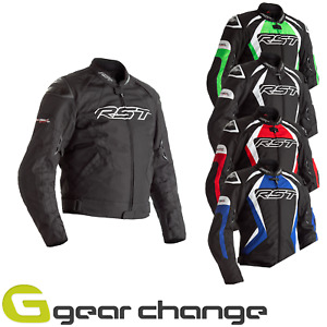 RST Tractech Evo 4 CE Mens Motorcycle/Motorbike Textile Jacket
