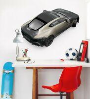 3D Supercar M209 Auto Wallpaper Wandbild Poster Wandaufkleber Transport An