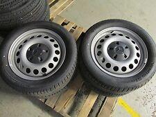 """14 15 16 New Take Off 17"""" Mercedes Metris Van OEM Steel Wheels & Tires"""
