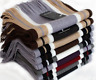 Classic Splice Men Winter Neck Warmer Scarf Cashmere Long Wrap Shawl 9 Colors