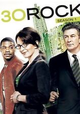 30 Rock TV Series Complete Season 1 DVD Tina Fey Alec Baldwin Tracy Morgan