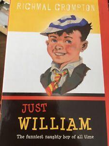 just william book set