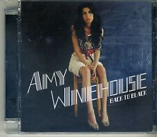 Back to Black (AMY WINEHOUSE) AUDIO CD [y9] #
