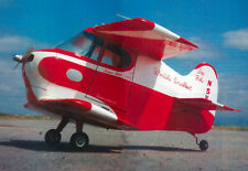 1/3 Scale Stits SA-2A Sky Baby Biplane Plans, Templates and Instructions 33ws