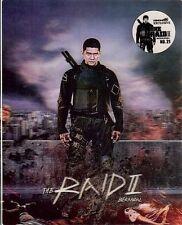 The RAID II: Berandal KimchiDVD #21 Exclusive Edition SteelBook w/Lenti Slip