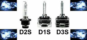 2x Xenon D2S D1S D3S 6000K 35W Brenner Scheinwerfer Lampe Ersatz Mit E-Zulassung