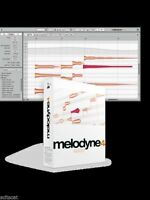 New Celemony Melodyne Editor 4 Upgrade from Previous Editor Mac PC AAX VST AU RT