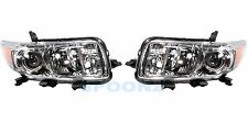 SCION XB 2008 2009 2010 HEADLIGHT HEAD FRONT LAMP - PAIR