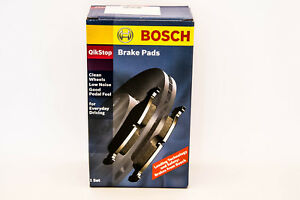 Bosch low dust disc brake pad set front DB1224 suits BMW 3 Series E36 Quality