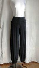 COP COPINE Pantalon NOIR forme sarouel T 36   - parfait ETAT