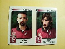 Figurina [Album Calciatori Panini] 1997/98 n°557 FERRARA-FRANCESCHINI SALERNITAN