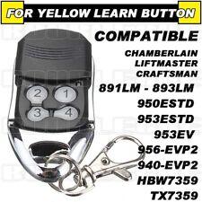 953EV Chamberlain COMPATIBLE Remote Garage Door Opener 953ESTD