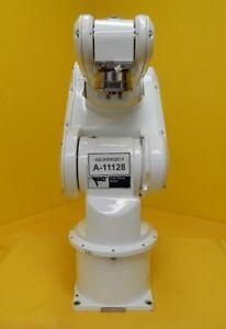 Yaskawa Electric YR-CRJ3-A00 Industrial Robot MOTOMAN Used Working