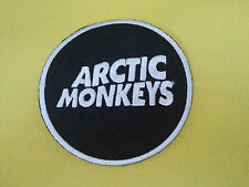 PUNK ROCK HEAVY METAL MUSIC SEW ON / IRON ON PATCH:- MONKEYS (a)
