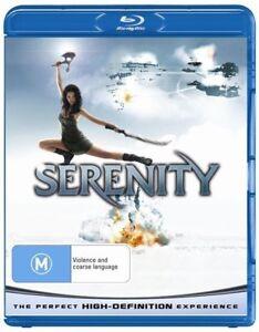 Serenity  (Blu-ray 2009)  Nathan Fillion  (Brand New)