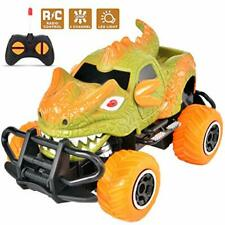 Pbox Monster Remote Control Car,4 Channel Electric Off Road Climbing Vehicle Toy