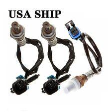 3pcs 02 O2 Oxygen Sensor Upstream & Downstream For 2006-2011 Cadillac DTS 4.6L