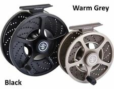 Carretes de pesca gris