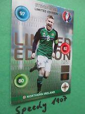 Panini Adrenalyn Euro 2016 Limited Edition Davis Northern Ireland