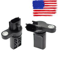 Set of 2 pc Camshaft Crankshaft Position Sensor Left & Right For Infiniti Nissan