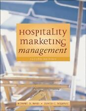 Hospitality Marketing Management, Fourth Edition and NRAEF Workbook Pa-ExLibrary