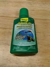 Aquasafe Tetra Tetrafauna Reptile/Amphibian Water Conditioner Chloramine Remover