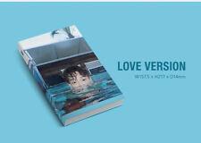 BOBBY 1st Solo Album Love Version CD+BOOKLET+ PHOTOCARD+Sticker + Lyric Poster