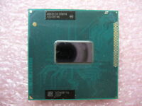 QTY 1x Intel CPU i5-3320M Dual-Core 2.6 Ghz PGA988 SR0MX Socket G2 NOT WORKING
