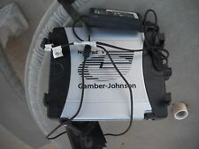 Gamber Johnson Notepad V including stand, ac adaper