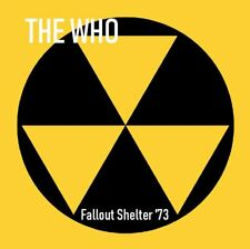 THE WHO - Fallout Shelter Tour - December 4, 1973 - The Spectrum - Philadelphia
