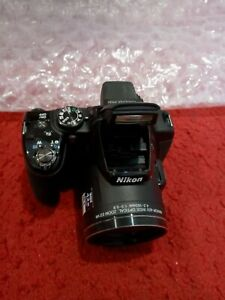 Nikon COOLPIX P520 18.1MP 42x Full HD Digital Camera - Black