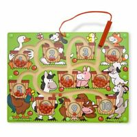 Melissa and Doug Magnetic Number Maze - 12280 - NEW!