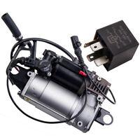Air Suspension Compressor Air Pump for Audi Q7 4L Porsche Volkswagen Touareg