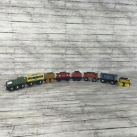 Wooden Train Magnetic Lot