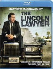 The Lincoln Lawyer Blu-Ray Used Very Good, Free Shipping